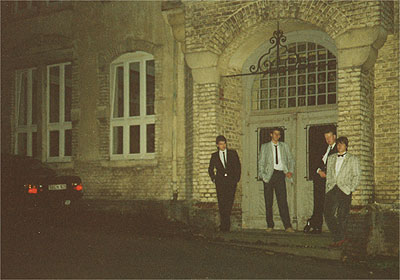 5-Jahres-Feier 1987. Fotograf: A. Peter. Marktschule Eiserfeld.
